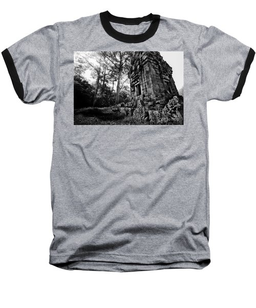 Ruin At Angkor Wat Baseball T-Shirt