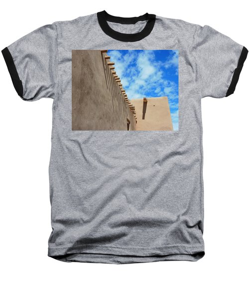 San Francisco De Asis Mission Church  Baseball T-Shirt