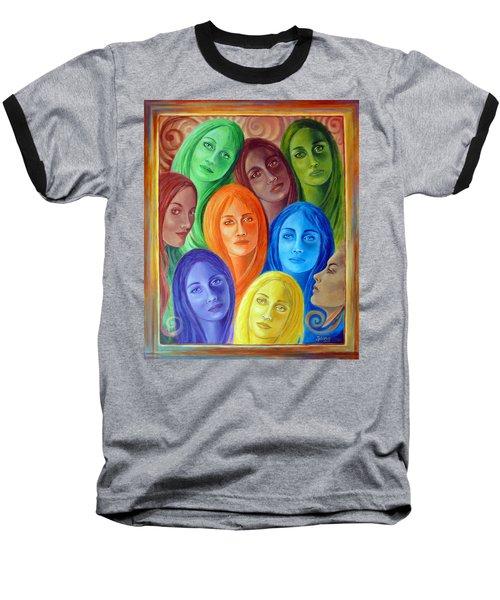 Serene Sisters Baseball T-Shirt