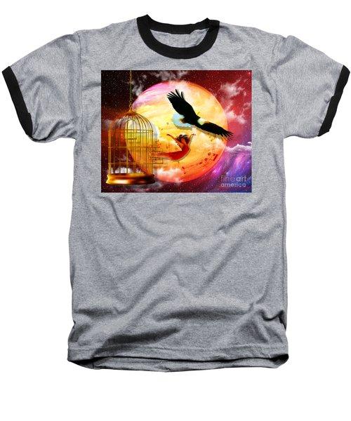 Set Free Baseball T-Shirt