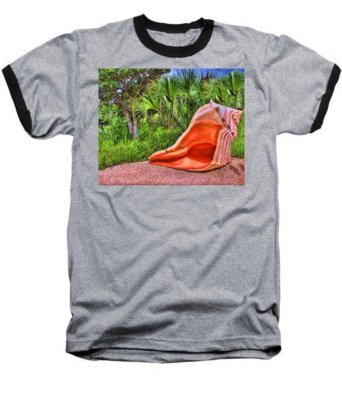 Shell Attack Baseball T-Shirt