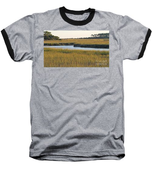 South Carolina Salt Marsh Baseball T-Shirt