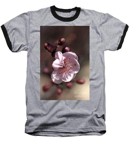 Baseball T-Shirt featuring the photograph Spring Blossom by Joy Watson
