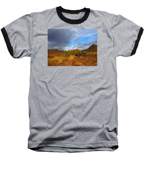 Springtime In Arizona Baseball T-Shirt