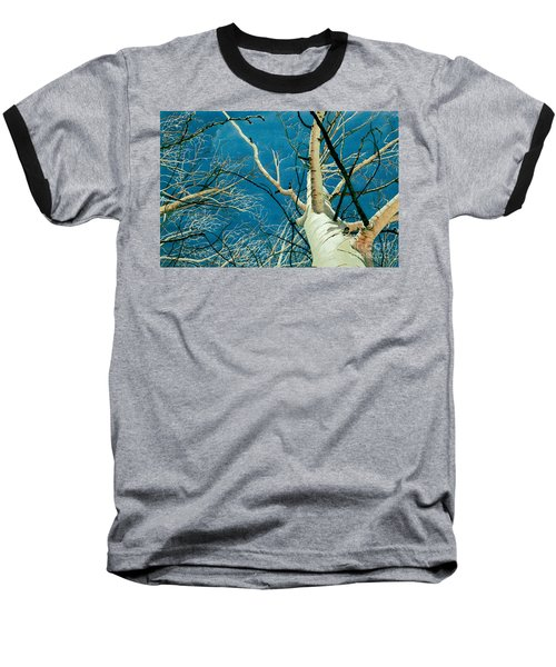Baseball T-Shirt featuring the painting Standing Ovation 2 by Barbara Jewell
