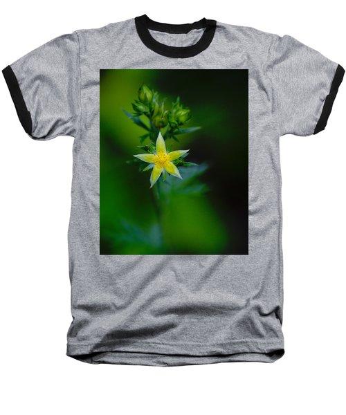 Starflower Baseball T-Shirt