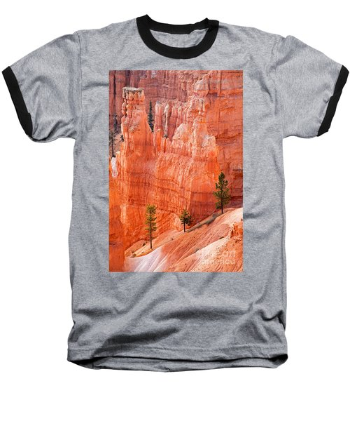 Sunrise Point Bryce Canyon National Park Baseball T-Shirt