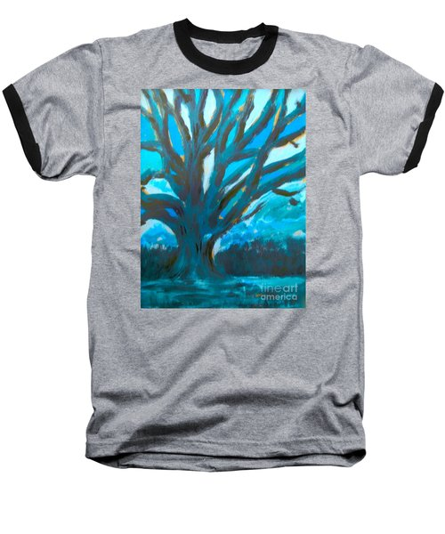The Blue Tree Baseball T-Shirt