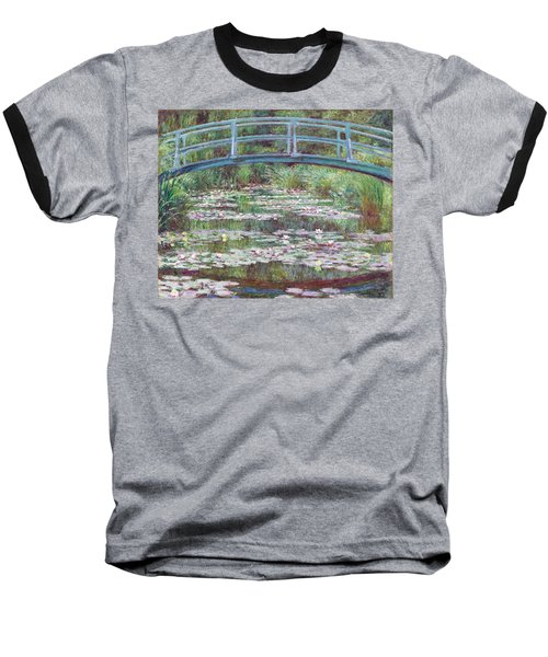 The Japanese Footbridge Baseball T-Shirt