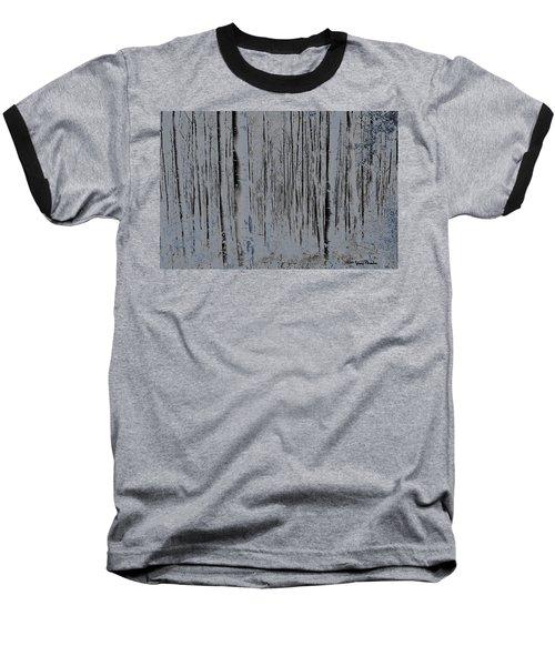 Tree People Baseball T-Shirt by Jeremy Rhoades