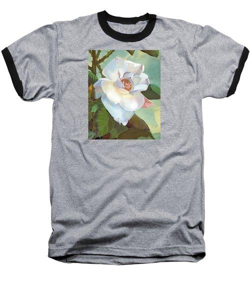 Unicorn In The Garden Baseball T-Shirt