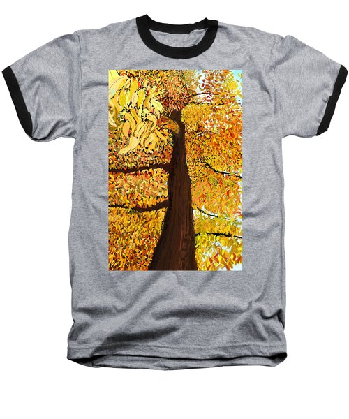 Up Tree Baseball T-Shirt