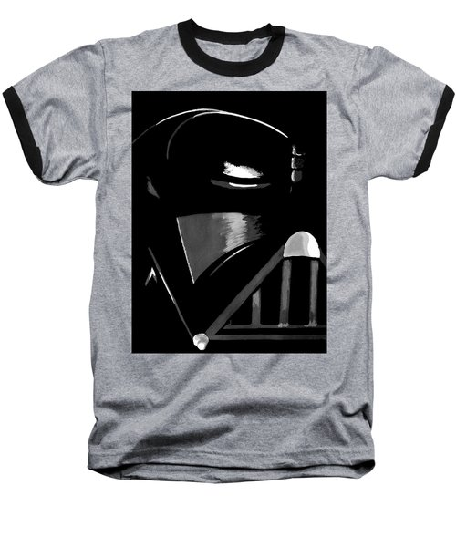 Vader Baseball T-Shirt by Dale Loos Jr