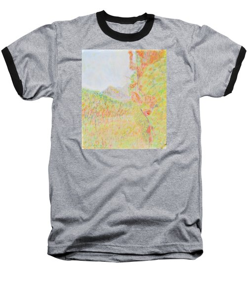 California Vineyard Baseball T-Shirt