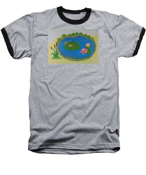 Relaxation  Baseball T-Shirt
