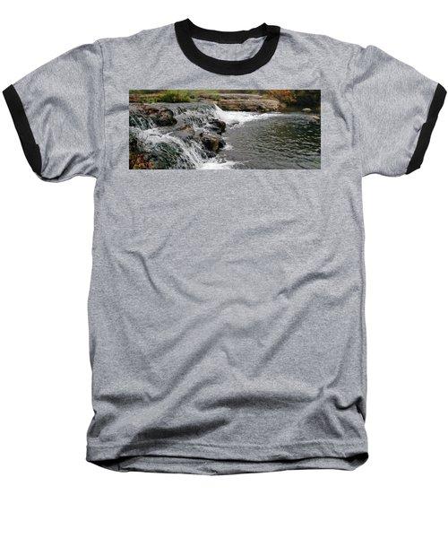 Spring Creek Waterfall Baseball T-Shirt