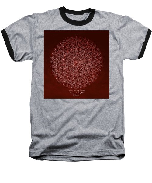 Wave Particle Duality Baseball T-Shirt