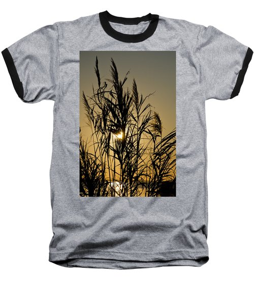Baseball T-Shirt featuring the photograph Whalehead Sunset Obx #3 by Greg Reed