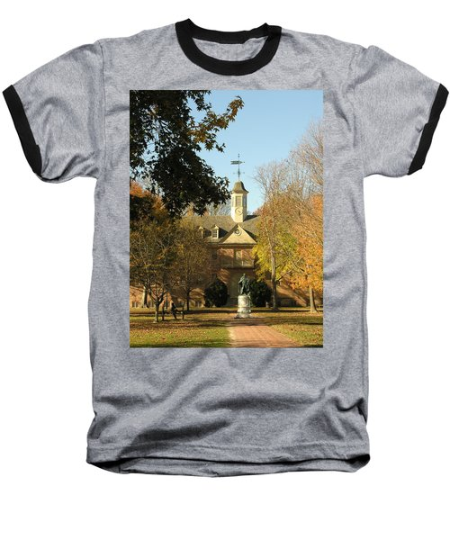 William And Mary College Baseball T-Shirt