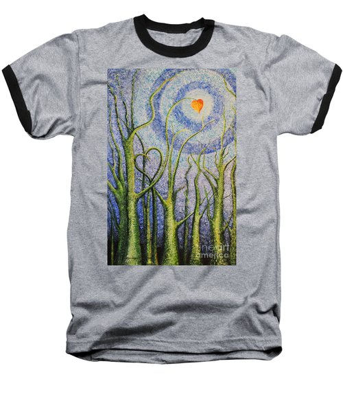 You Always Know Baseball T-Shirt by Holly Carmichael