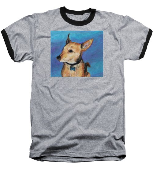 Zack Baseball T-Shirt by Jeanne Fischer