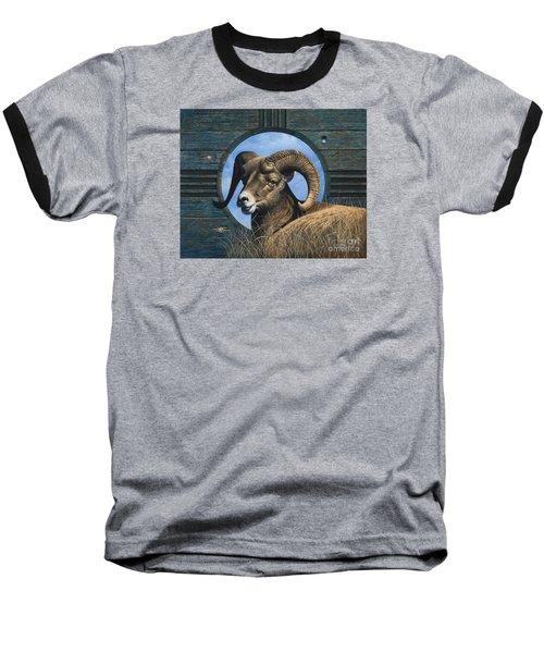 Zia Ram Baseball T-Shirt