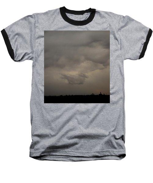 Let The Storm Season Begin Baseball T-Shirt