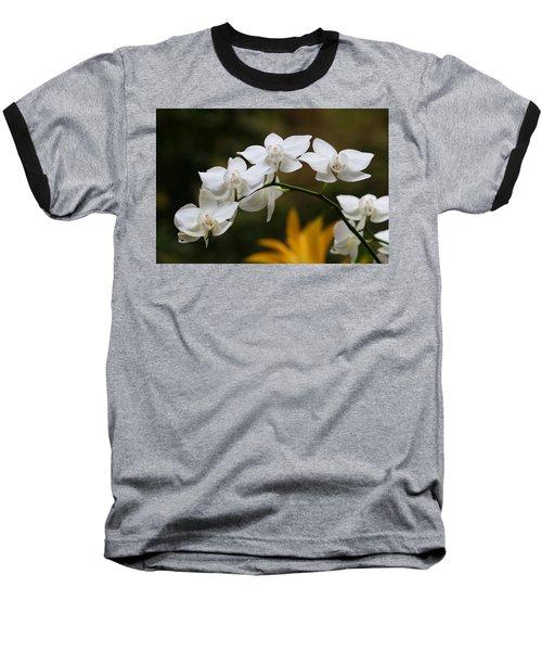 Baseball T-Shirt featuring the photograph Orchids by John Freidenberg