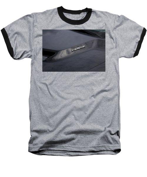2011 Dodge Challenger Rt Black Baseball T-Shirt