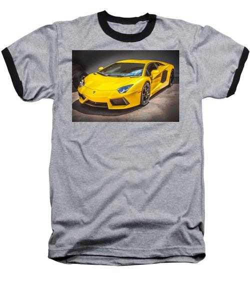 2013 Lamborghini Adventador Lp 700 4 Baseball T-Shirt
