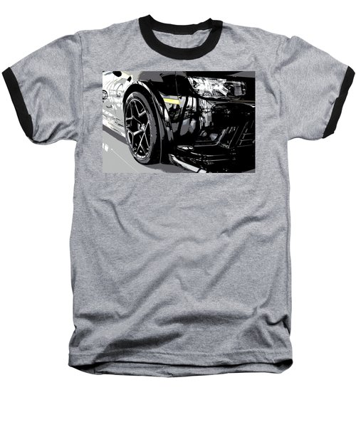2014 Chevrolet Camaro Z28 Xl Baseball T-Shirt