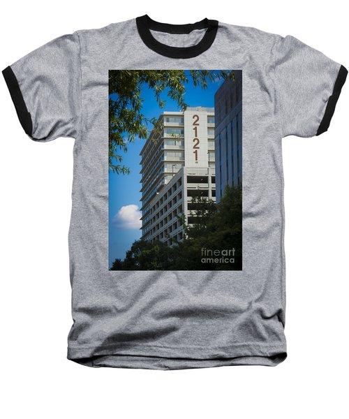 2121 Building Baseball T-Shirt