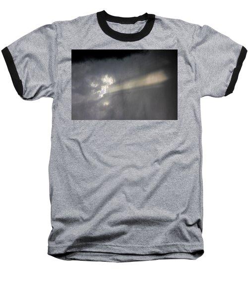 Nebraska Storm Cells A Brewin Baseball T-Shirt