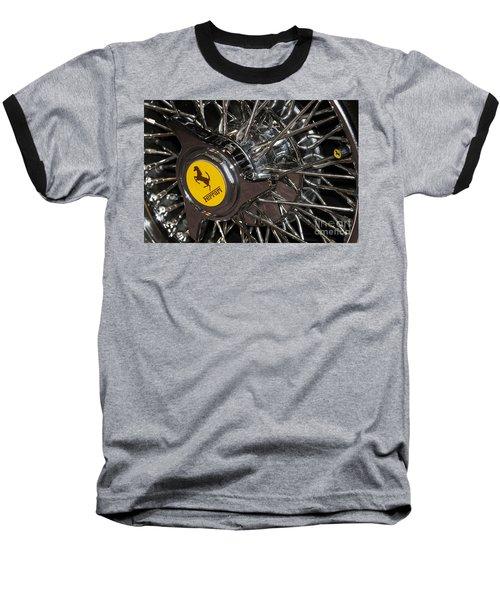250 Wheel Baseball T-Shirt