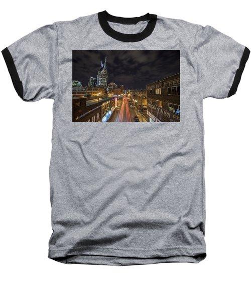 2nd Ave And Broadway Baseball T-Shirt