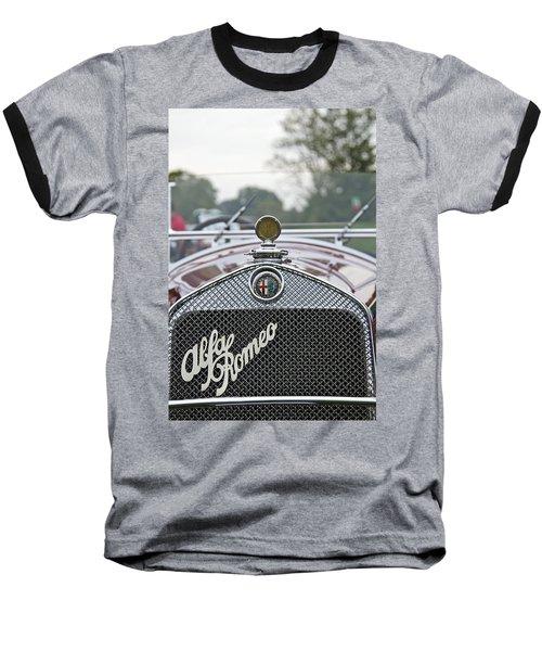 1931 Alfa Romeo Baseball T-Shirt