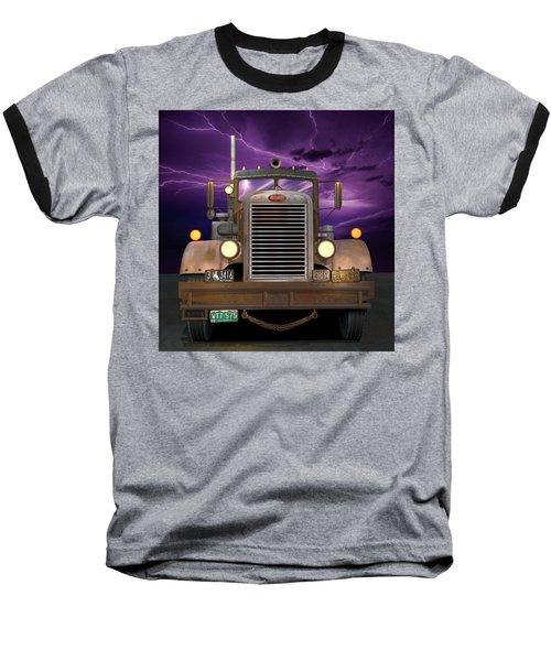 1955 Peterbilt Baseball T-Shirt