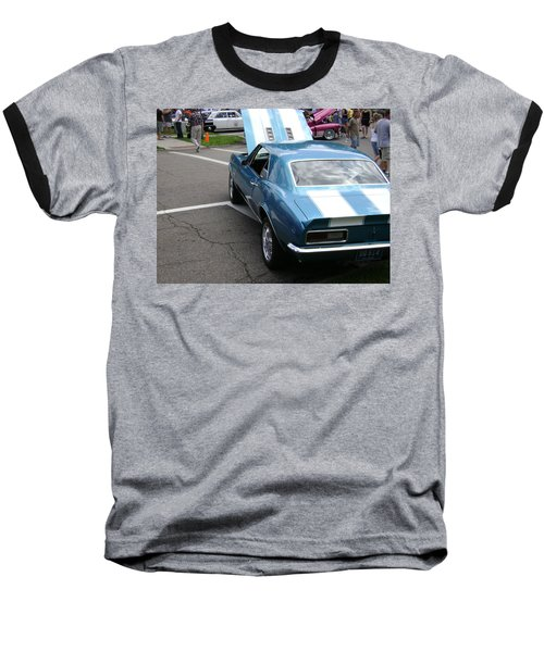 1967 Camaro Baseball T-Shirt