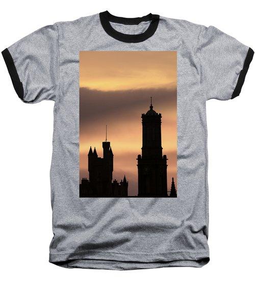 Aberdeen Silhouettes  Baseball T-Shirt
