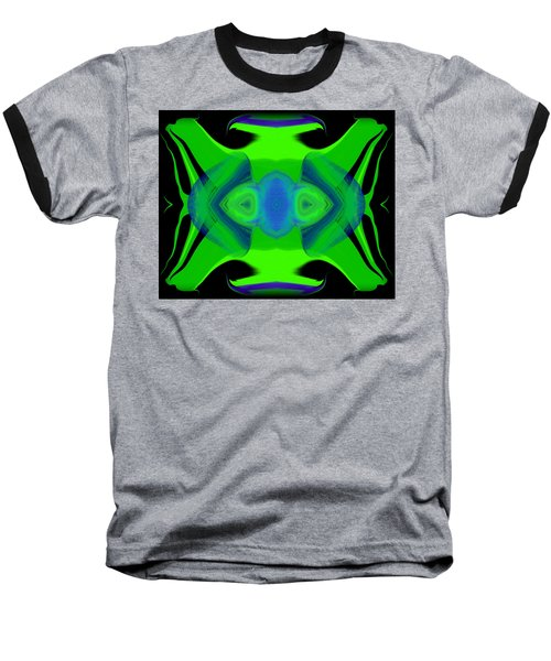 Abstract 46 Baseball T-Shirt
