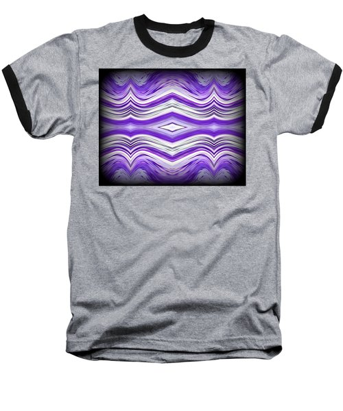 Abstract 49 Baseball T-Shirt