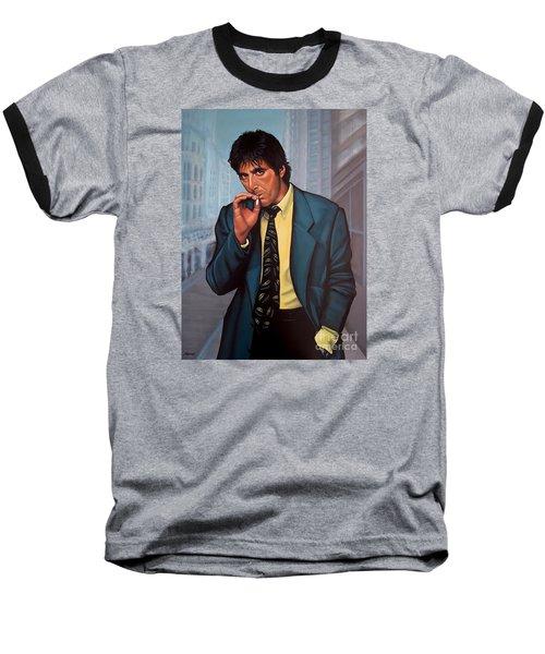 Al Pacino 2 Baseball T-Shirt