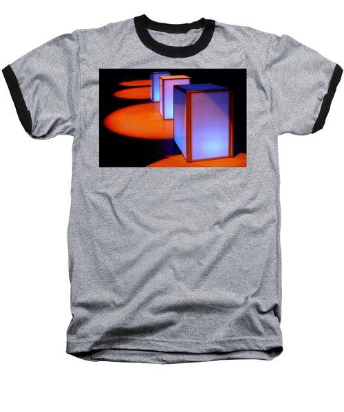 3 And 4 Baseball T-Shirt by David Pantuso