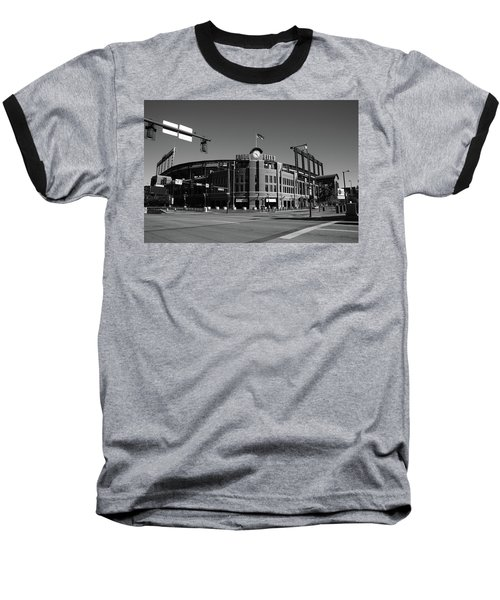 Coors Field - Colorado Rockies Baseball T-Shirt