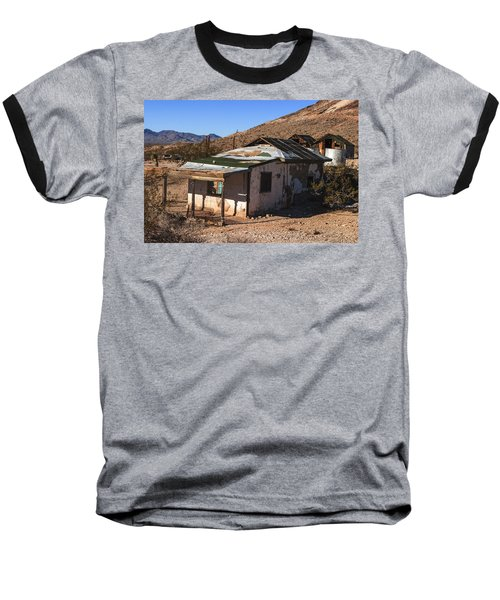 Death Valley Baseball T-Shirt by Muhie Kanawati