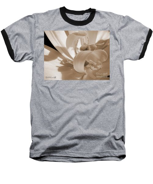 Double Late Tulip Named Angelique Baseball T-Shirt