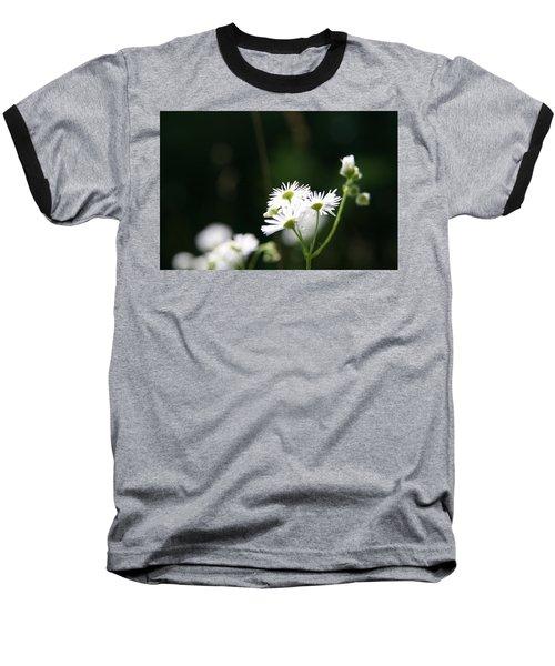 Enlightened  Baseball T-Shirt by Neal Eslinger