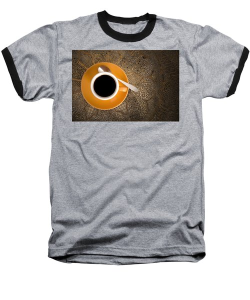 Espresso Baseball T-Shirt