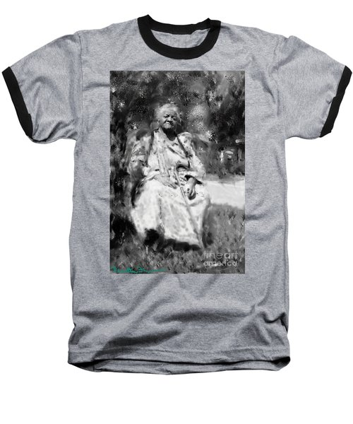 Former Slave Woman Baseball T-Shirt