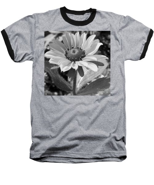Baseball T-Shirt featuring the photograph Just A Flower by Janice Westerberg